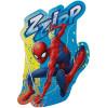 Spiderman Shaped Beach Towel