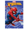 Spiderman $62.72 Ultimate Bedroom Makeover Kit Fleece Blanket