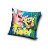 Spongebob and Patrick Filled Cushion