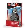 Lego Star Wars Episode VII Captain Phasma Keylight Keyring