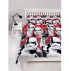 Star Wars Episode VIII Trooper Double Duvet Cover Set