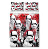 Star Wars Episode VIII Stormtrooper Executioners Double Duvet Cover Set