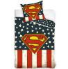 Set copripiumino in cotone singolo Superman USA