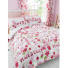 Sweet Dreams Floral Double Duvet Cover and Pillowcase Set