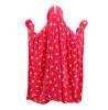 Flamingo Hooded Blanket Bedding