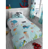Under The Sea Single Duvet Cover and Pillowcase Set