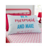 Single Fitted Mermaid World Sheet and Pillowcase Set