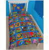 Teenage Mutant Ninja Turtles Team Single Rotary Duvet Cover Set