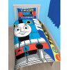 Thomas the Tank Engine Team Single Duvet Cover Bedding Set