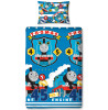 Thomas the Tank Engine Patch Single Duvet Cover and Pillowcase Set