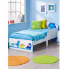 Dinosaurs Junior Bed with Fully Sprung Mattress