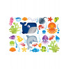 Under the Sea Stikaround Wall Stickers - 35 Pieces