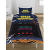Space Invaders Single Duvet Cover and Pillowcase Set