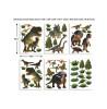 Walltastic Dinosaur Land Room Decor Wall Sticker Kit