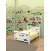 Walltastic Jungle Adventure Room Decor Wall Sticker Kit