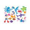 Wallies Olive Kids Seaquarium Wall Play