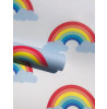Kids Bedroom Wallpaper Rainbow