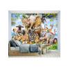 Walltastic Jungle Safari Animals Wall Mural 2.44m x 3.05m