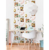 Windsor Wallcoverings California Girl Wallpaper - L206 Feature Wall