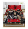 WWE Raw V Smackdown Reversible Double Duvet Cover Set