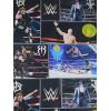 Papier peint noir WWE Wrestling WP4-WWE-BLK-12
