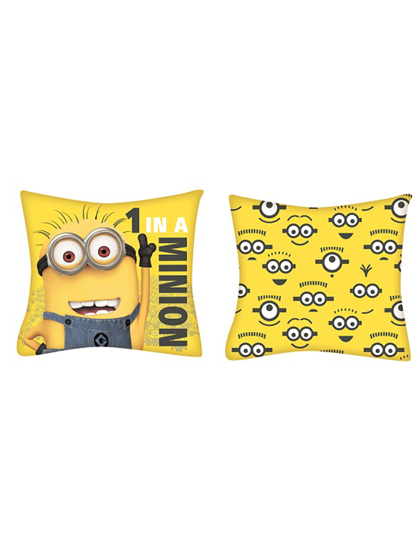 Despicable Me 1 In A Minion Reversible Cushion