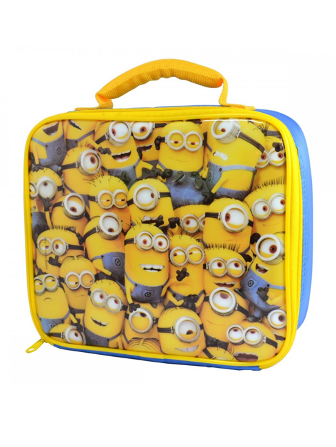 Despicable Me Minions Insulated Lunch Bag