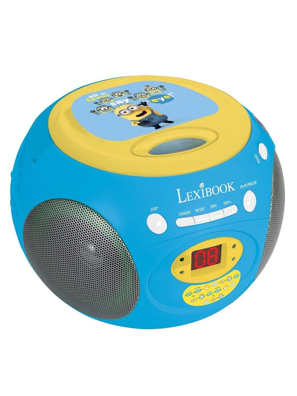 Despicable Me Minions Radio CD Player