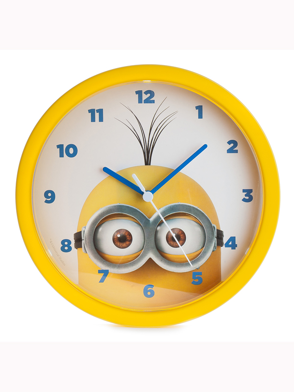 Despicable Me Minions Wall Clock
