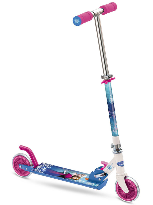 Disney Frozen Folding In Line Scooter