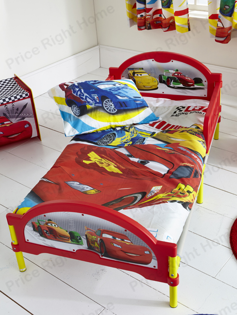 Disney Cars Cosytime Toddler Bed