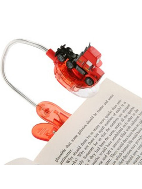 Disney Cars Mack Truck Book Light