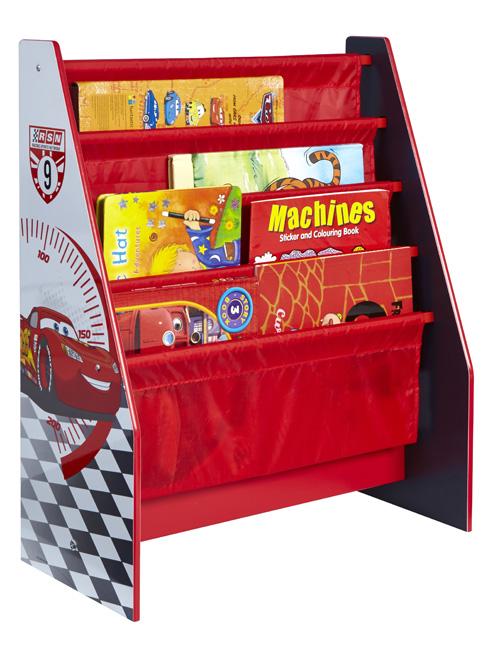 Disney Cars Sling Bookcase Furniture