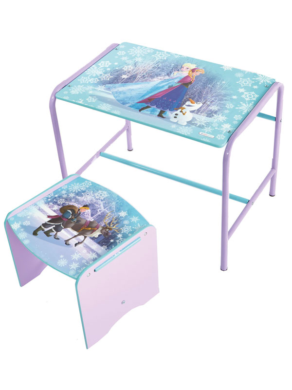 Disney Frozen Doodle Desk and Stool