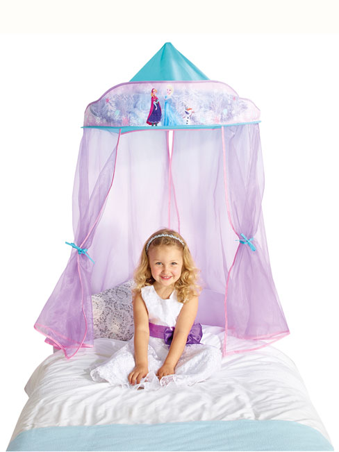 Disney Frozen Hanging Bed Canopy