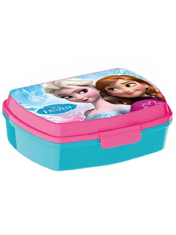 Disney Frozen Plastic Melamine Lunch Box
