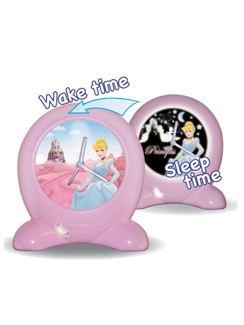 Disney Princess Bedtime Trainer Clock Go Glow