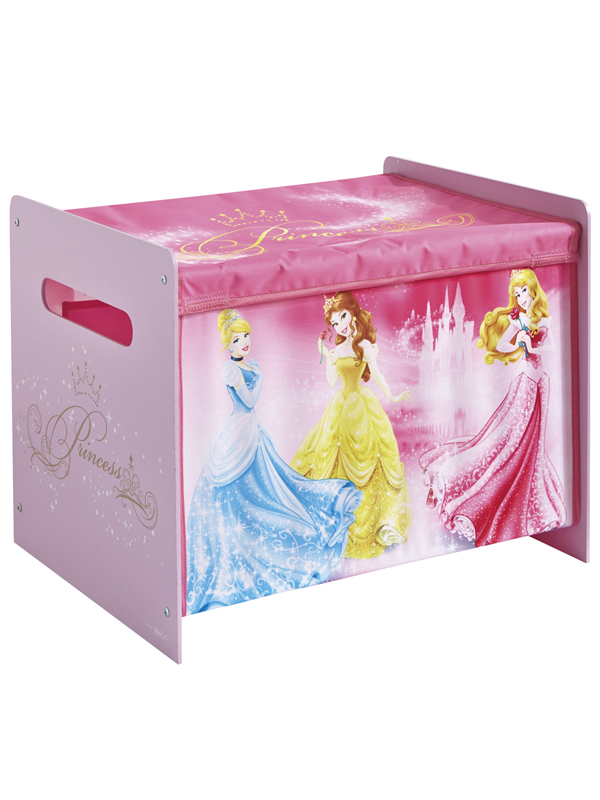 Disney Princess CosyTime Toy Box