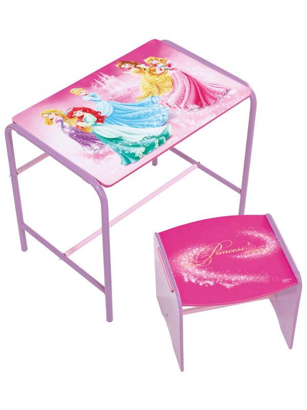 Disney Princess Doodle Desk and Stool