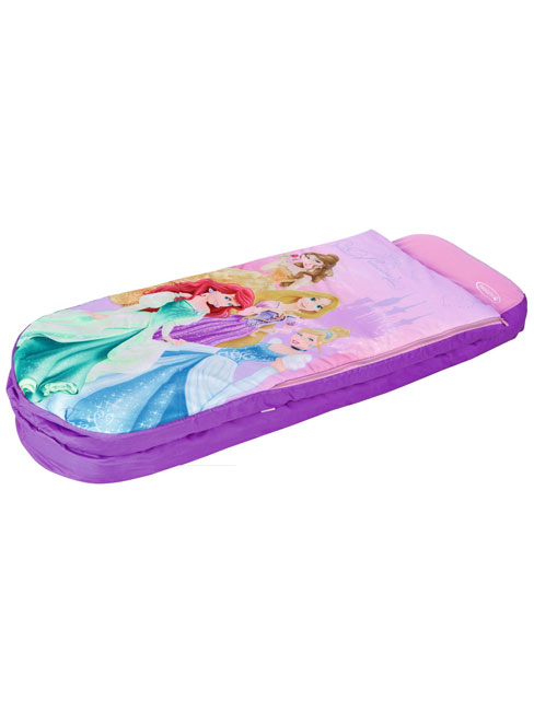 Disney Princess Junior Ready Bed - All-in-One Sleepover Solution