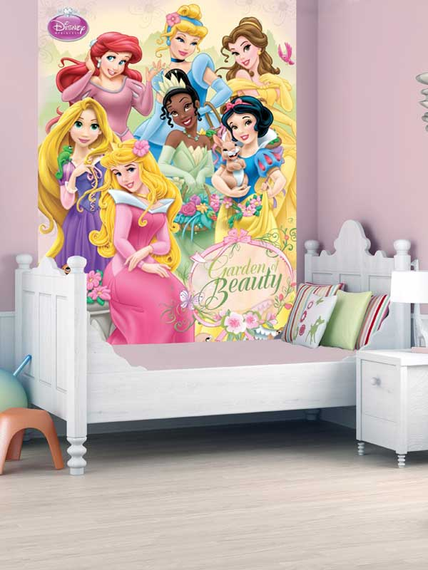 Disney Princess Wall Mural 232cm x 158cm