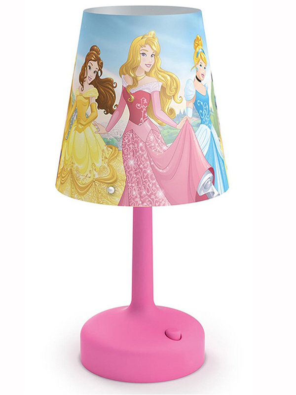 Disney Princess Portable Table Lamp