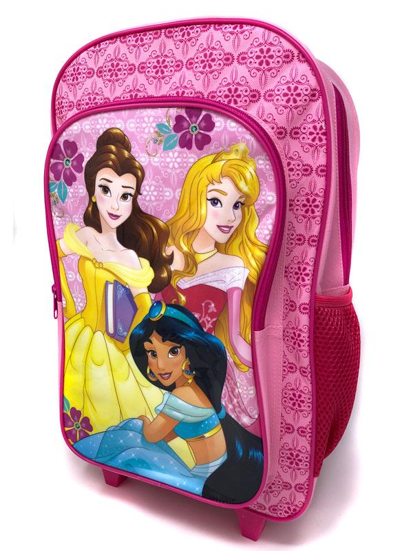 Disney Princess Deluxe Trolley Backpack