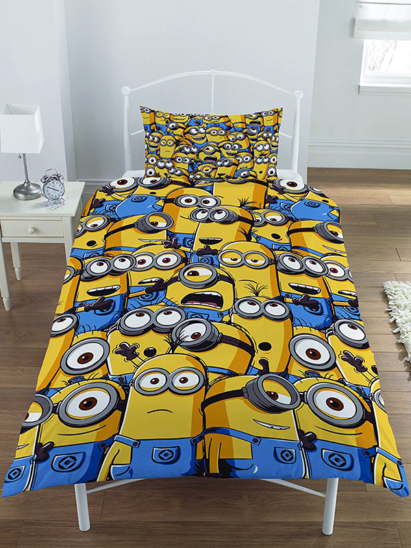 Despicable Me Minions £50 Bedroom Makeover Kit