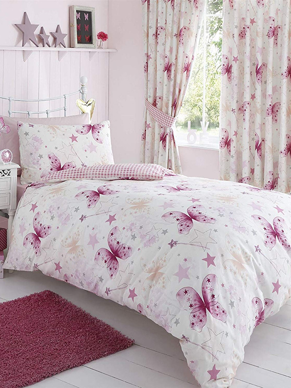 Make a Wish Single Duvet Cover and Pillowcase Set