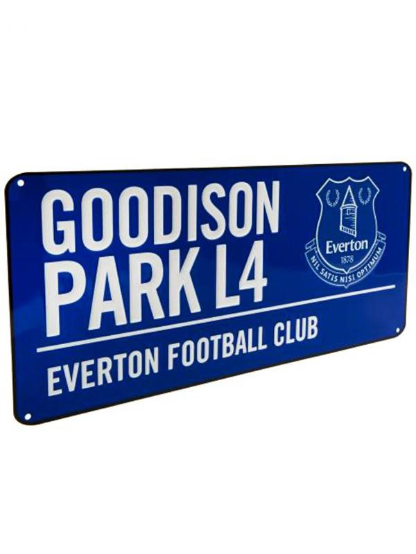 Home & Garden|Arsenal London|Liverpool Everton FC Goodison Park Street Sign