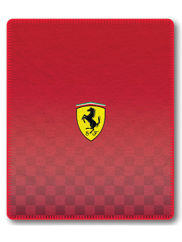 Ferrari Fleece Blanket