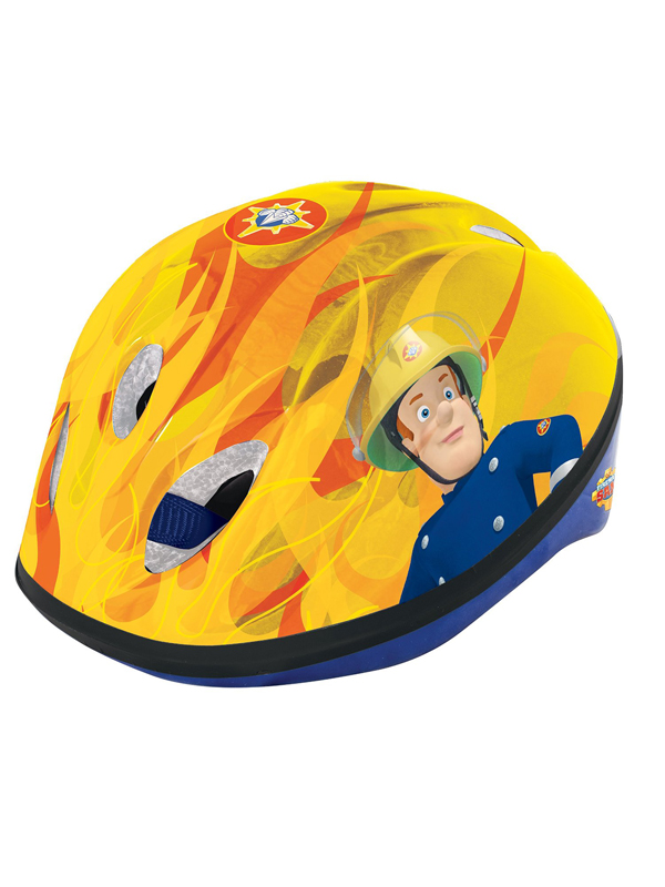 Fireman Sam Bicycle Safety Helmet