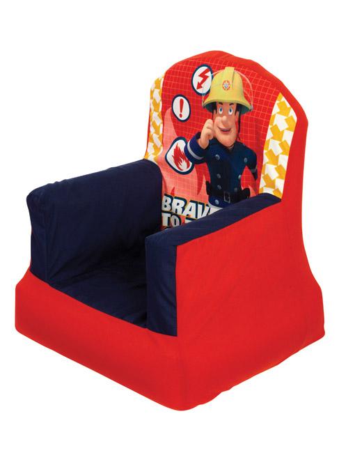 Fireman Sam Cosy Chair