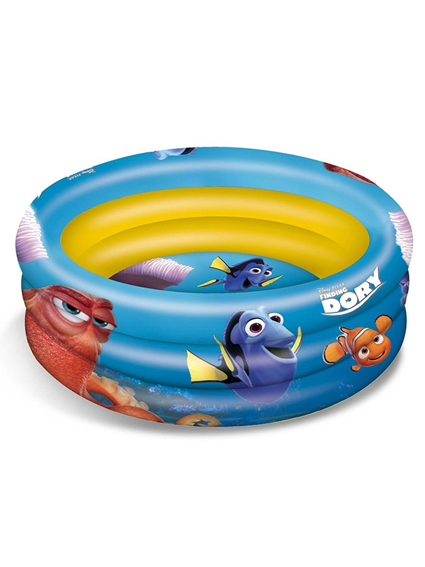 Finding Dory Nemo Inflatable Three Ring Paddling and Ball Pool